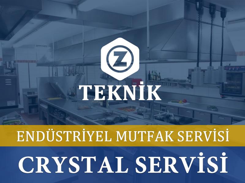 Crystal Buzdolabı Servisi