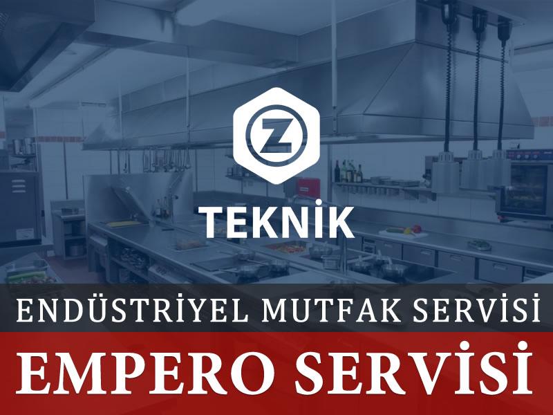 Empero Sebze Doğrama Makinesi Servisi