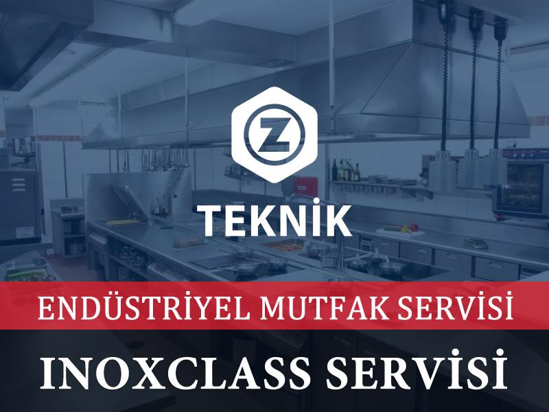 İnoxclass Fırın Servisi