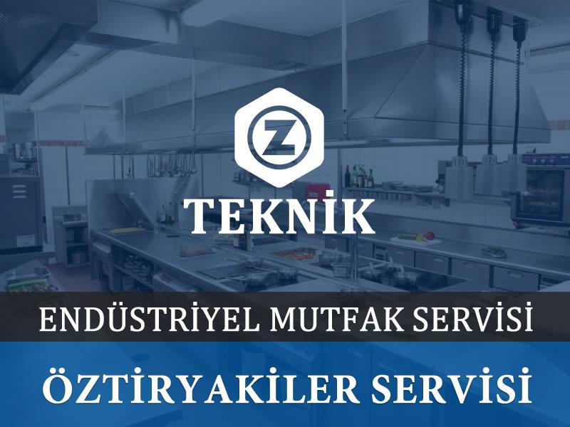 Öztiryakiler Ekmek Kızartma Makinesi Teknik Servis
