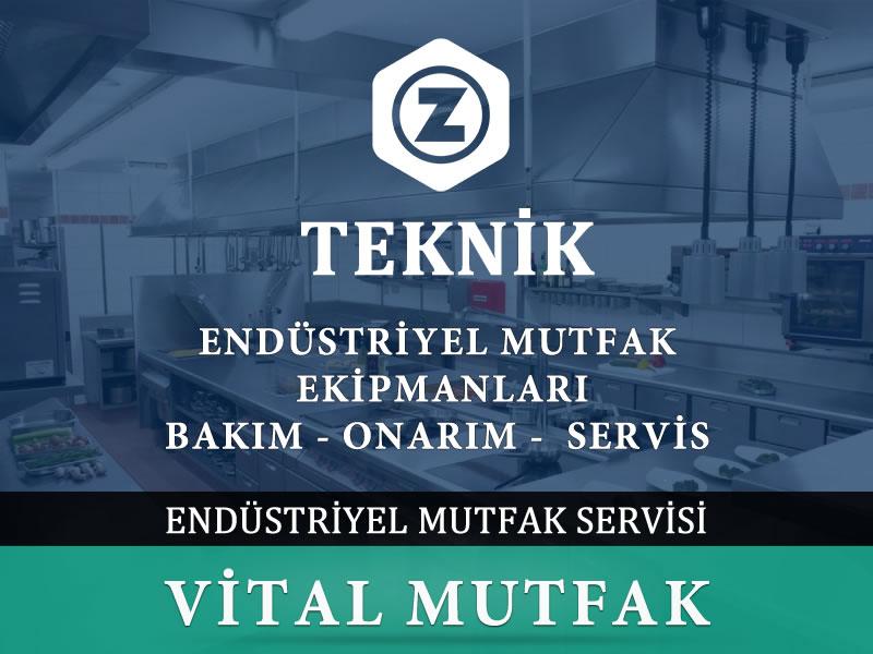 Vital Mutfak Servisi
