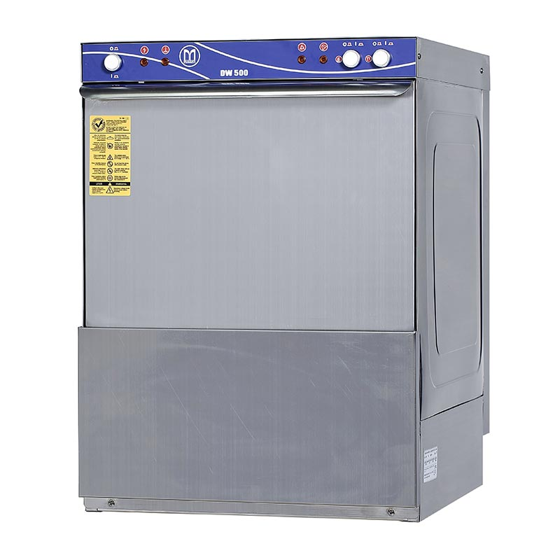 Maksan DW-500 Bulaşık Yıkama Makinesi